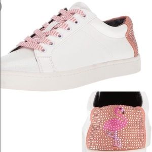 Circus by Sam Edelman Flamingo Bling Sneakers